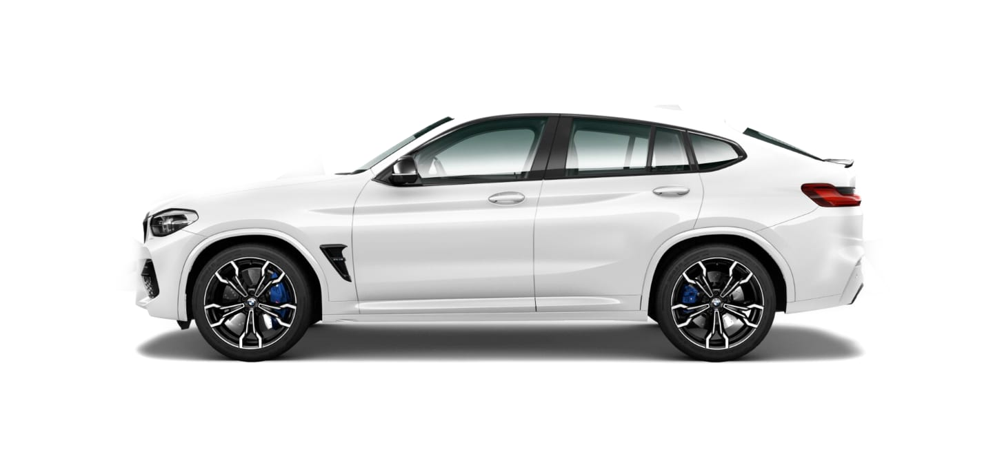 BMW X4 M 2020 3.0 TWINPOWER M COMPETITION