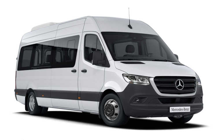 Mercedes-Benz Sprinter VAN 516 CDI 20+1 (lugares) K54A UP1 2020
