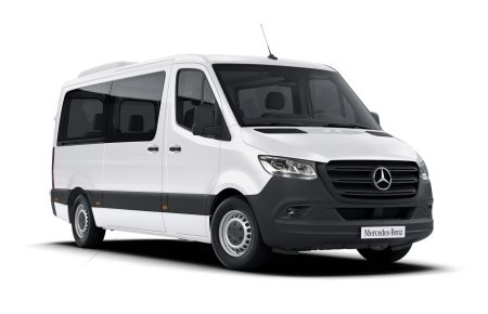 Sprinter VAN 416 CDI 15+1 (lugares) K42B UP5