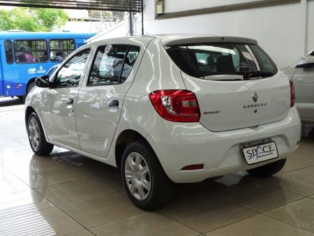 Sandero Authentique 1.0 12V SCe (Flex)