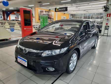 Civic New  LXR 2.0 i-VTEC (Aut) (Flex)