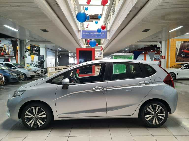 Honda Fit 1.5 16v EX CVT (Flex) 2015