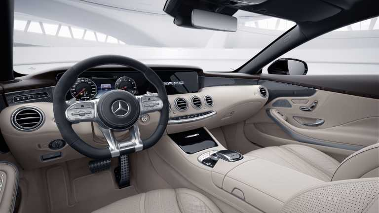 Mercedes-Benz S 63 AMG 2020 4.0 V8 TURBO GASOLINA COUPÉ 4MATIC SPEEDSHIFT