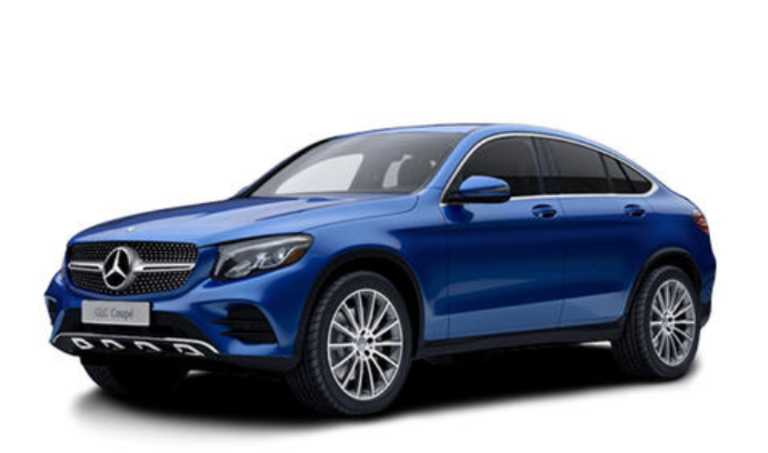 Mercedes-Benz GLC 250 4MATIC Sport 2020 GLC 250 Sport 4Matic Coupé
