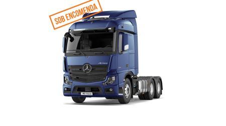 Actros 2653 MP5 LS 6X4