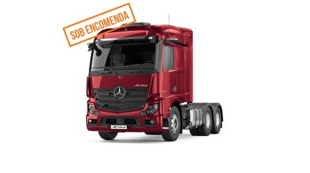 Actros 2553 MP5 LS 6X2