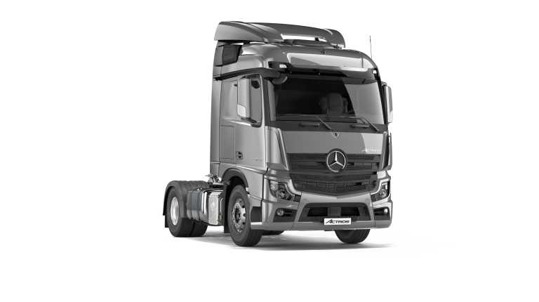 Mercedes-Benz Actros 2045 MP5 LS 4X2 2020