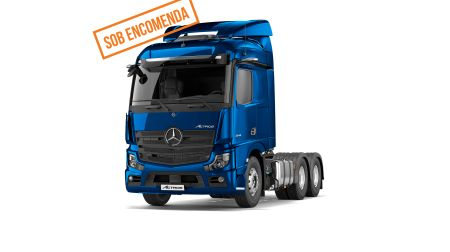 Actros 2648 MP LS 6X4