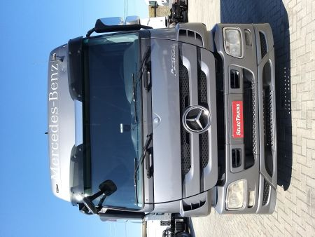 Actros 2646 S/36 6X4