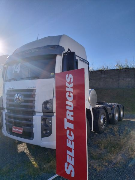 25.420 Constellation  E DC Tractor V Tronic