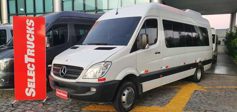 Mercedes-Benz Sprinter VAN 515 CDI  20+1 2014