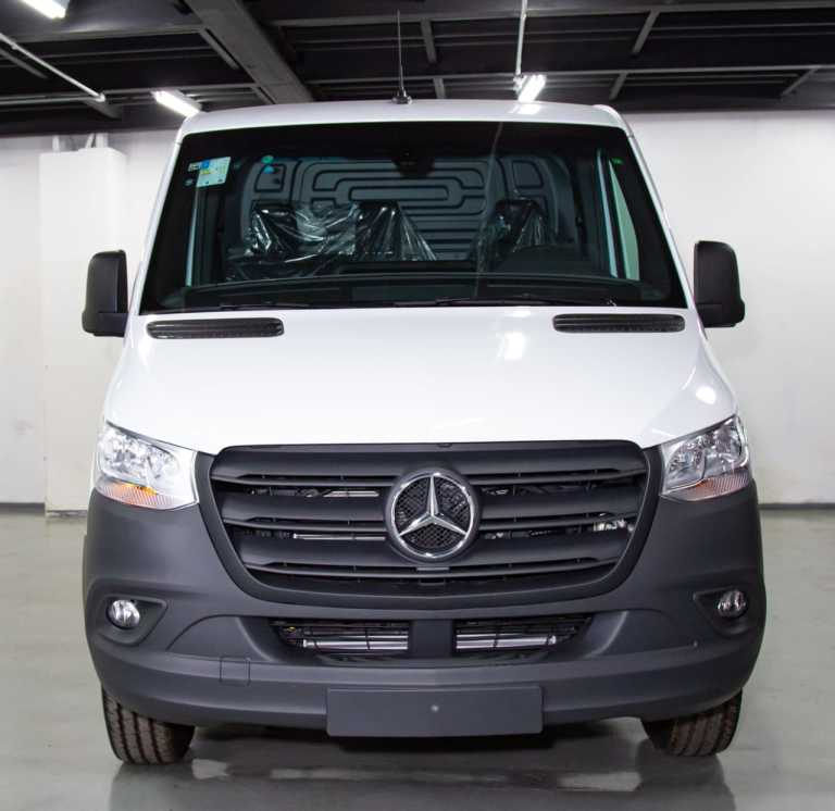 Mercedes-Benz Sprinter FURGÃO 314 CDI STREET F32B UP1 2021