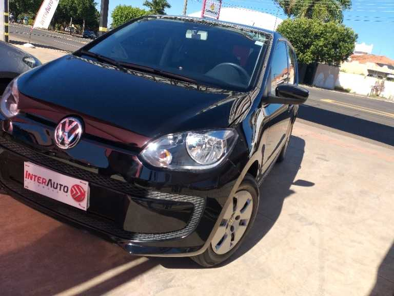 Volkswagen Up! 1.0 12v E-Flex take up! 4p 2015