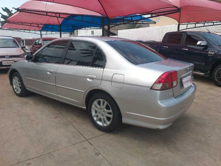 Honda Civic Sedan LX 1.7 16V 2006