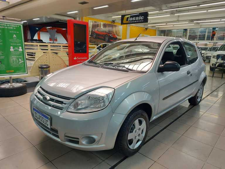 Ford Ka Hatch Ka 1.0 (Flex) 2011
