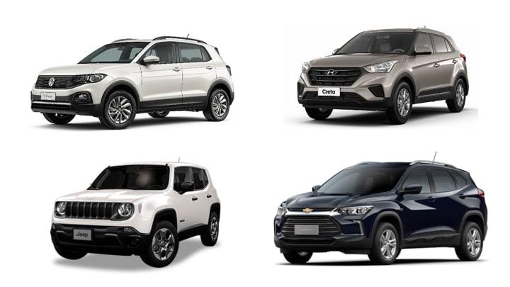 SUVs para PCD já chegam a R$ 70.000 completos, mesmo com isenções