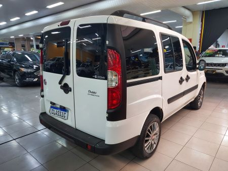 Doblò Attractive 1.4 8V (Flex)