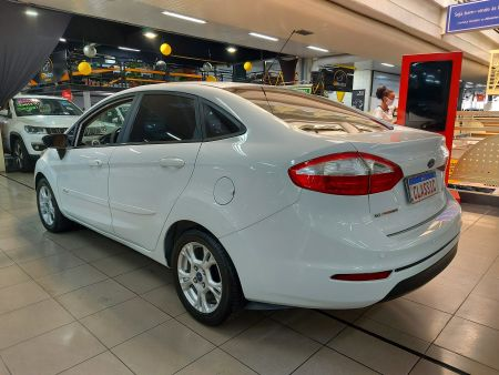 New Fiesta Sedan 1.6 SE PowerShift (Flex)