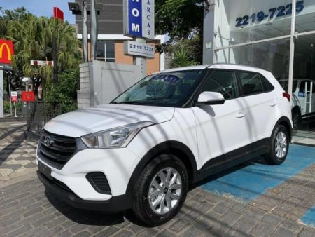 Creta Action 1.6 (Aut) (Flex)