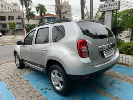 Duster Outdoor 1.6 16V (Flex)