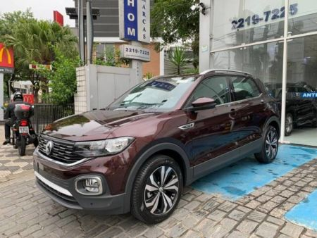 T-Cross 1.4 TSI Highline (Aut) (Flex)