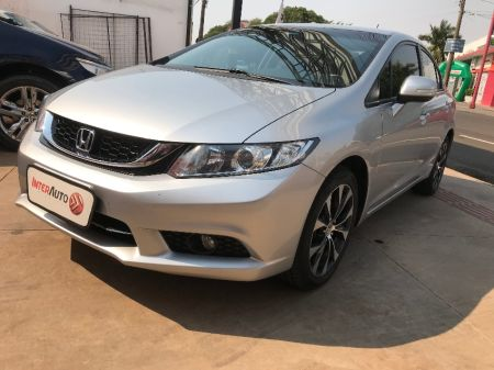 Civic LXR 2.0 i-VTEC (Aut) (Flex)