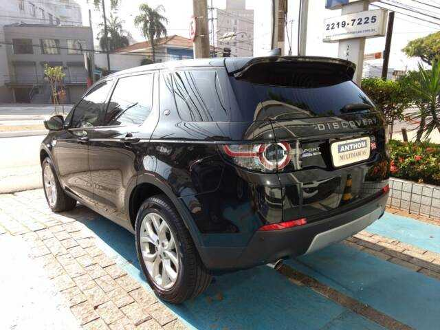 Land Rover Discovery Sport 2.0 Si4 HSE Auto 4WD  2019