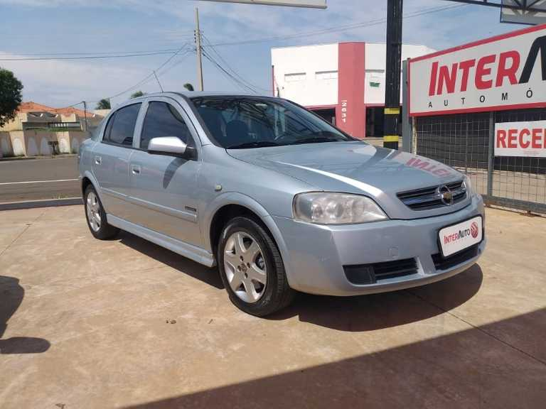 Chevrolet Astra Hatch Advantage 2.0 (Flex) 2009