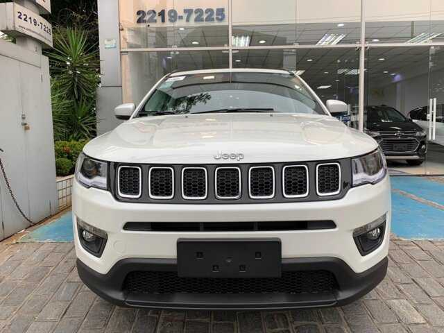 Jeep Compass 2.0 Sport 4x2 (Aut) (Flex) 2021
