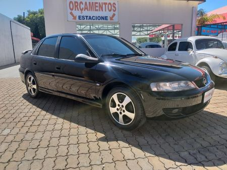 Vectra CD 2.2 MPFi 16V