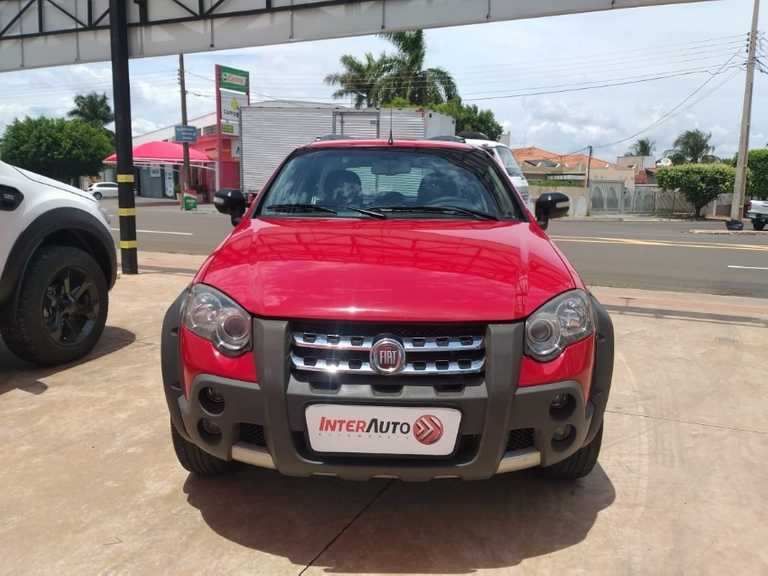 Fiat Palio Weekend Adventure 1.8 16V Dualogic (Flex) 2012