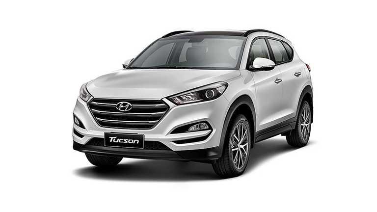 Hyundai Tucson 2021 GLS 1.6 T-GDI (Aut)