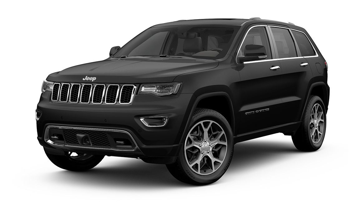 Jeep Grand Cherokee 2020 3.0 V6 Limited 4WD