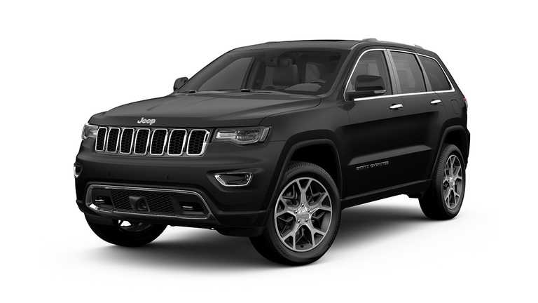 Jeep Grand Cherokee 2020 3.6 V6 Limited 4WD