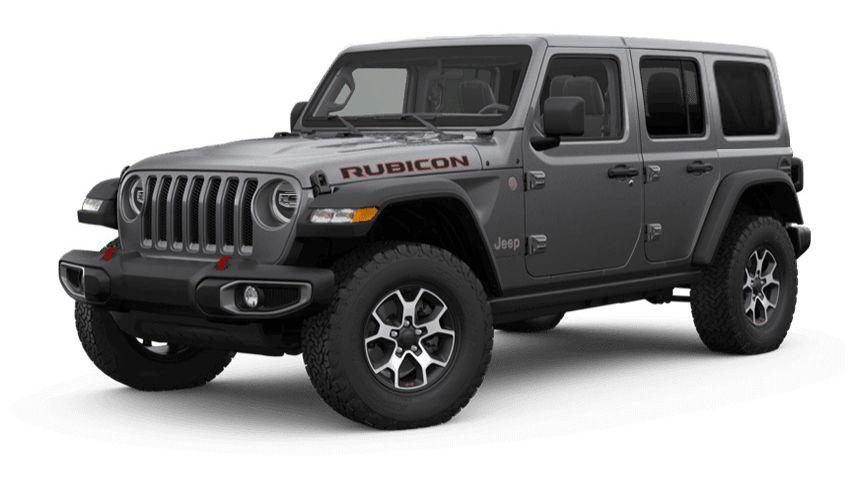Jeep Wrangler 2020 2.0 Sahara (Aut) 4x4