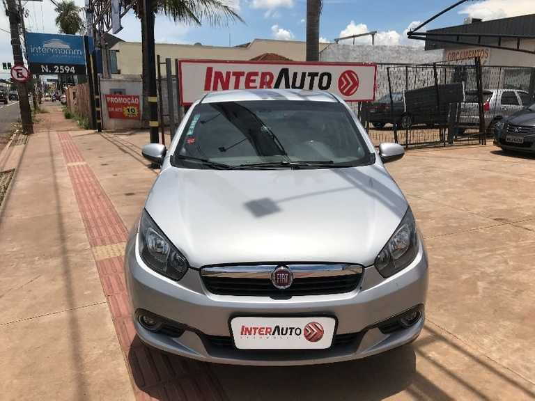 Fiat Grand Siena Essence 1.6 16V (Flex) 2015