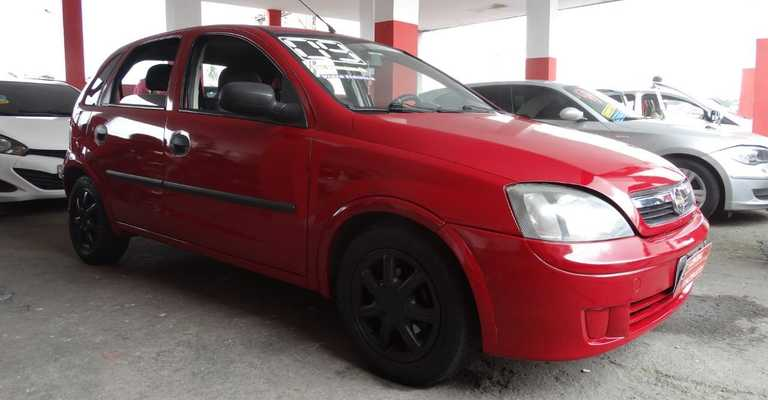 Chevrolet Corsa Hatch Joy 1.0 (Flex) 2009