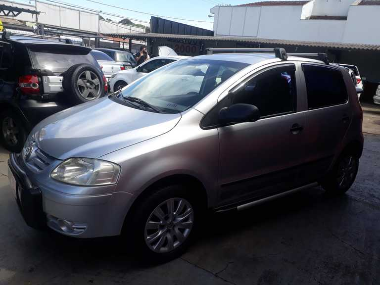 Volkswagen Fox Plus 1.6 8V (Flex) 2007