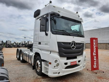 Actros 2651S3/36 6X4