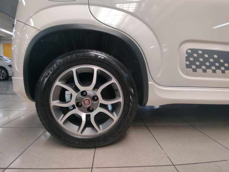 Fiat Uno Sporting 1.4 8V (Flex) 4p 2014