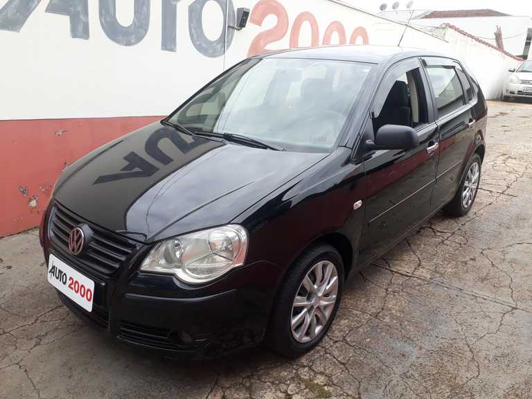 Volkswagen Polo Sedan 1.6 8V (Flex) 2008