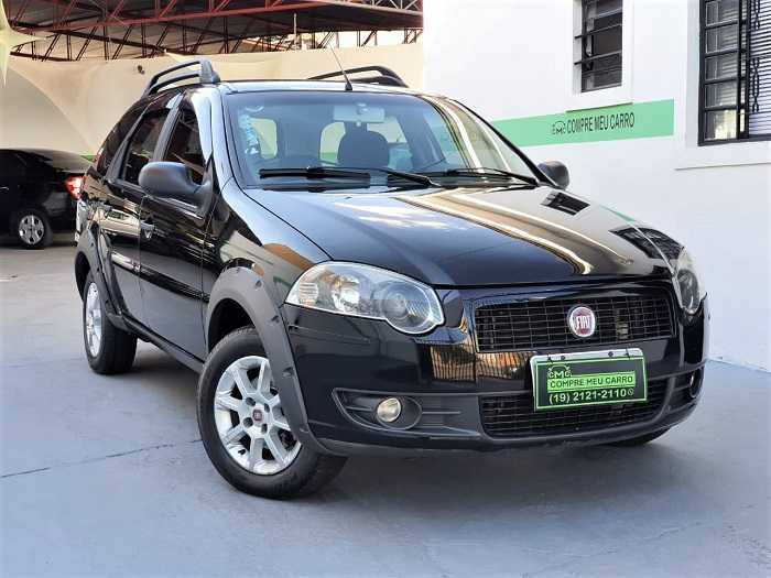 Fiat Palio Weekend Trekking 1.6 16V (Flex) 2011
