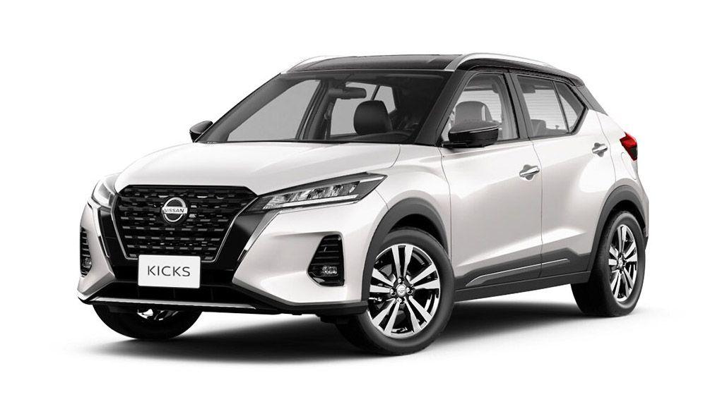 Nissan Kicks 2022 Active PCD 1.6 CVT (Flex)