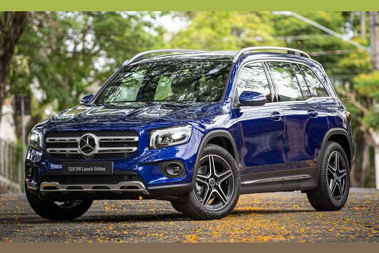 Mercedes-Benz GLB 200 2021 Advance 1.3 Turbo (Aut)