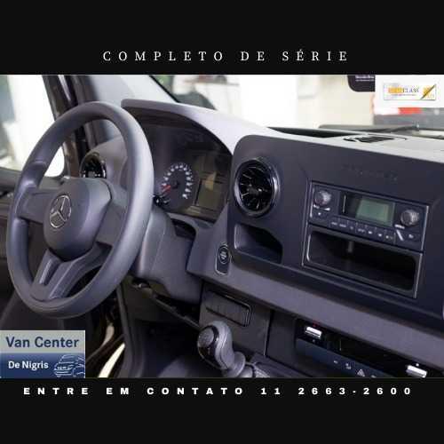 Mercedes-Benz Sprinter FURGÃO 314 CDI STREET F32A UP1 2021