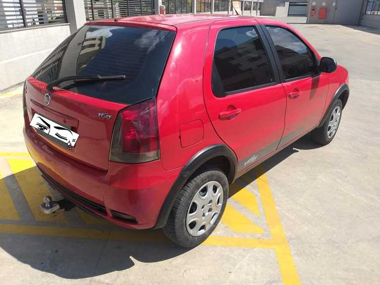Fiat Palio Fire Way 1.0 8V (Flex) 2015