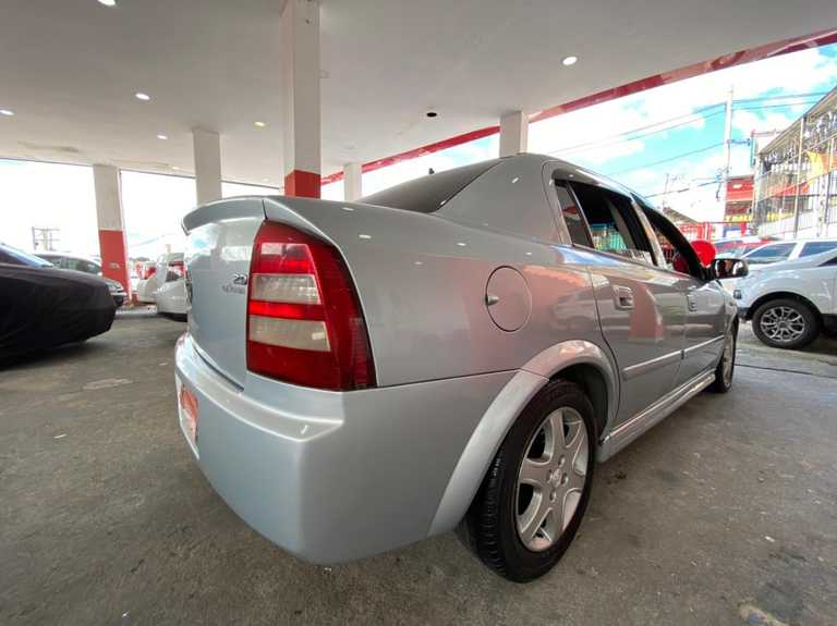 Chevrolet Astra Sedan Comfort 2.0 (Flex) 2007