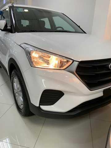 Hyundai Creta Action 1.6 (Aut) (Flex) 2021