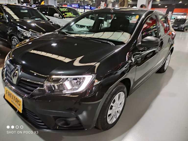 Renault Logan Life 1.0 12V SCe (Flex) 2021