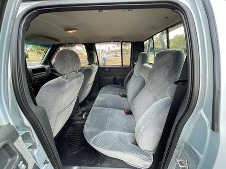 S10 Cabine Dupla S10 Advantage 4x2 2.4 (Flex) (Cab Dupla)